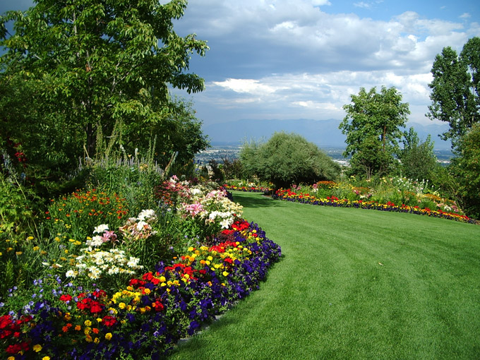 Images Gardens bibler home and gardens | kalispell, montana