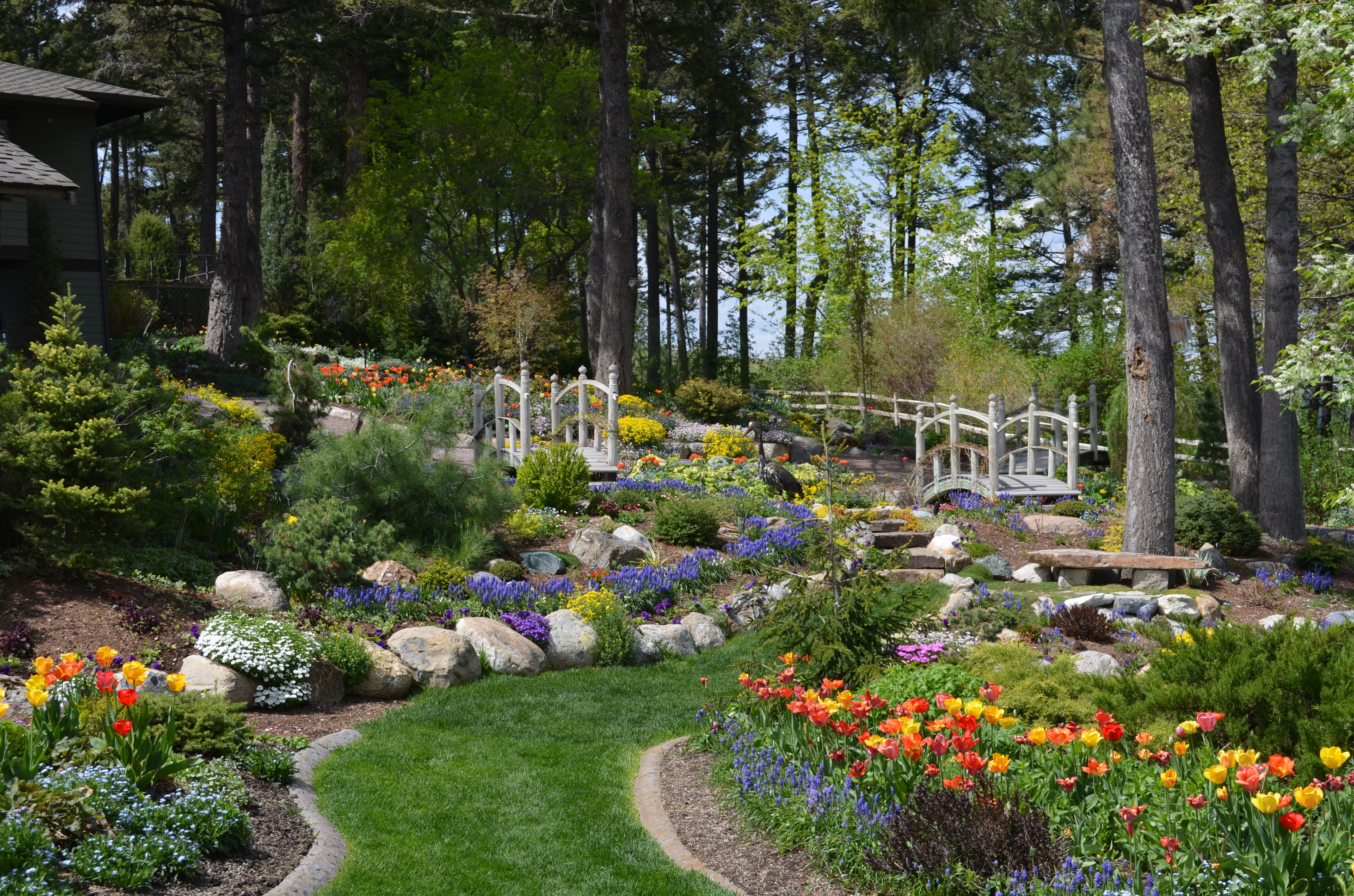 Tours events bibler home and gardens spring shade 2016 tyler mightylinksfo
