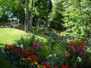 bibler gardens upper lawn